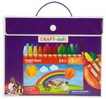 W/Craft&Arts Pastel Boya 24+3Lü Çanta