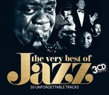 The Very Best Of Jazz Unforgettable 50 Tracks 3 CD