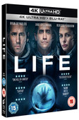 Life-Hayat (4K Ultra HD + Blu-Ray)