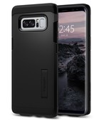 Spigen Galaxy Note 8 Kılıf, Spigen Tough Armor Black