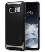 Spigen Galaxy Note 8 Kılıf, Spigen Neo Hybrid Gun Metal