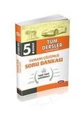 5.Sınıf Tüm Dersler Tamamı Çözümlü Soru Bankası