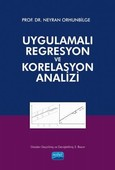 Uygulamalı Regresyon ve Korelasyon Analizi