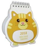 İstisna -Kedi Masa Takvimi 2018
