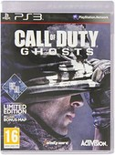 Call of Duty: Ghosts Limited Edition PS3