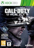 Call of Duty: Ghosts D1 Edition XBOX 360