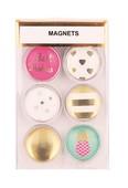 Syloon-Magnet Ananas 6Lı (SC600280G)
