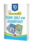 10.Sınıf Türk Dili ve Edebiyatı Anlatımlı Test Kitabı