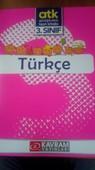 3.Sınıf Türkçe Anlatımlı Test Kitabı