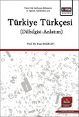 Türkiye Türkçesi