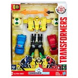 Transformes-Rıd Team Combiner Ultra Bee Figür C0626