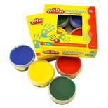 Play-Doh Parmak Boyası 50ml. 4 Renk