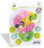 Clementoni-Baby Disney Minnie Çiçek Çıngırak W/14507