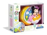 Clementoni-Baby Minnie Müzikli Projektör W/17126