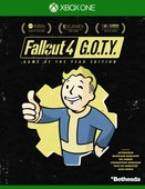 XBOX ONE FALLOUT 4: GAME OF THE YEAR