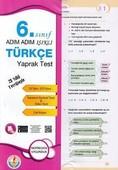 6.Sınıf Türkçe Yaprak Test