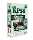 2018 KPSS Türkçenin Pusulası Çözümlü Soru Bankası