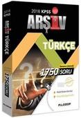 2018 KPSS Arşiv Türkçe Tamamı Çözümlü