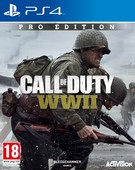 Call of Duty: WWII Pro Edition PS4
