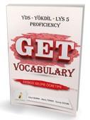 GET Vocabulary YDS-YÖKDİL-LYS 5 Proficiency