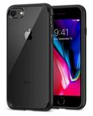 Spigen iPhone 7 Kılıf Ultra Hybrid 2 Black 042CS20926