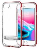 Spigen iPhone 7 Kılıf Crystal Hybrid Dante Red 042CS21520
