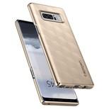 Spigen Galaxy Note 8 Kılıf Thin Fit Gold Maple 587CS22053
