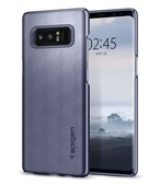 Spigen Galaxy Note 8 Kılıf Thin Fit Orchid Gray 587CS22052