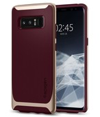 Spigen Galaxy Note 8 Kılıf Neo Hybrid Burgundy 587CS22087