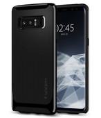 Spigen Galaxy Note 8 Kılıf Neo Hybrid Shiny Black 587CS22085
