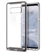 Spigen Galaxy Note 8 Kılıf Neo Hybrid Crystal Gun Metal 587CS22092
