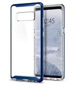 Spigen Galaxy Note 8 Kılıf Neo Hybrid Crystal Deep Sea Blue 587CS22094