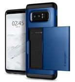 Spigen Galaxy Note 8 Kılıf Slim Armor CS Deep Blue 587CS22072