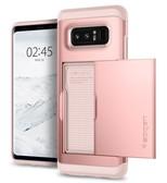 Spigen Galaxy Note 8 Kılıf,  Slim Armor CS Rose Gold 587CS22074