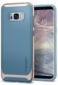 Spigen Galaxy S8 Plus Kılıf Neo Hybrid Niagara Blue 571CS21647