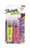 Sharpie Fosforlu ClearView 2Li Sarı/Pmb