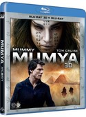 Mumya - Mummy 2017 (3D + Blu-ray)