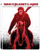 Maymunlar Cehennemi Savaş - War For The Planet Of The Apes (3D+2D Blu-ray Steelbook)