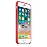 Apple iPhone8 /7 SilikonKılıf, (PRODUCT)RED MQGP2ZM