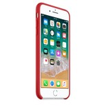 Apple iPhone 8 Plus / 7 Plus Silikon Kılıf, (PRODUCT)RED MQH12ZM