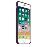 Apple iPhone8Plus/7PlusDeriKılıf- PatlıcanMoru MQHQ2ZM