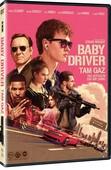Tam Gaz - Baby Driver (Dvd)