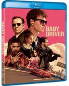 Tam Gaz - Baby Driver (Blu-ray)