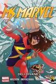Ms. Marvel Cilt 3-Deli Divane