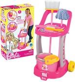 Barbie - Temizlik Arabası