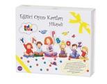 Edukids-Hikayeli Yapboz Eğitici Oyun Kartları