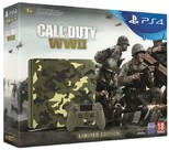 PS4 1 TB Kamuflaj Konsol & Call of Duty WW2