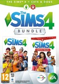 The Sims 4 PC - Cats & Dogs Bundle Pakedi