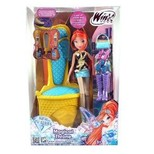 Winx - Bebek Throne Wardrobe