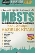 2018 MBSTS Konu Anlatımlı Hazırlık Kitabı